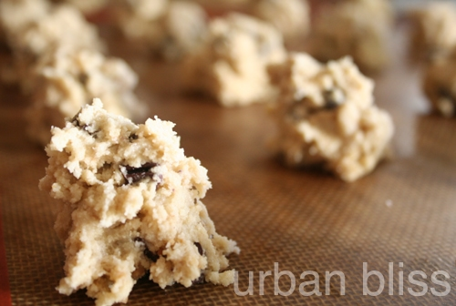 peanut butter cup cookies by urban bliss