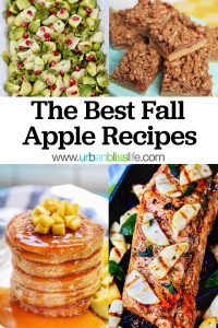 Best Fall Apple Recipes