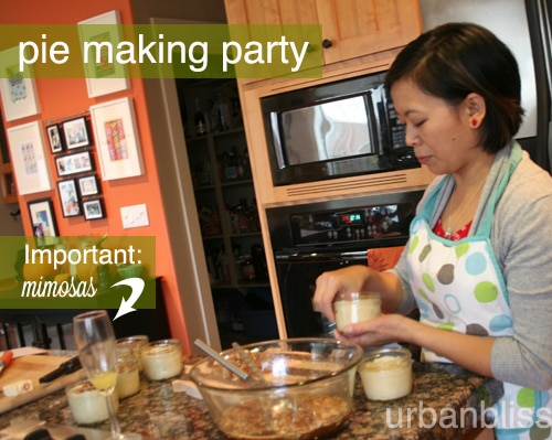 How to Host a Pie-Making Party