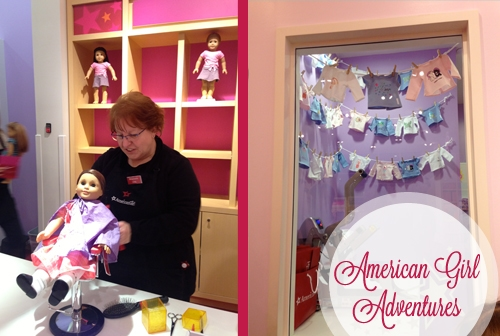 American Girl Store - Seattle4Kids - Urban Bliss Travel Adventure