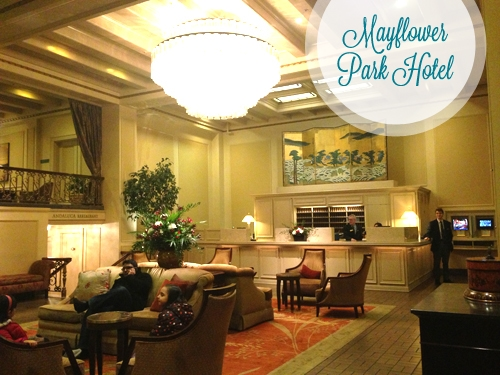 Seattle4Kids - MayflowerPark Hotel 1