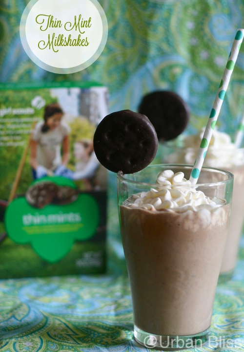 Thin Mint Milkshakes - 03