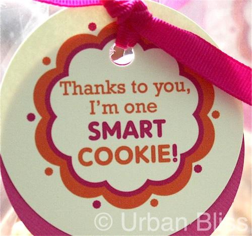 Teacher Appreciation Week Printable 2 of 5: Smart Cookie