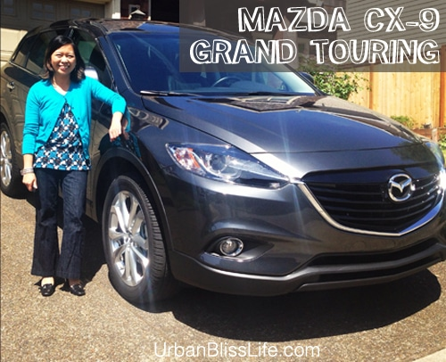 2013 mazda cx 9 grand touring awd urban bliss life. Black Bedroom Furniture Sets. Home Design Ideas