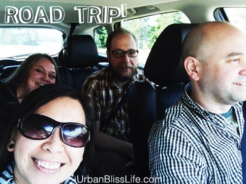 Mazda - road trip