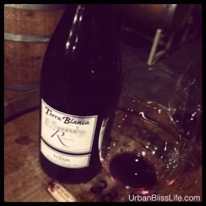 Washington Wine Country Travel: Terra Blanca Winery