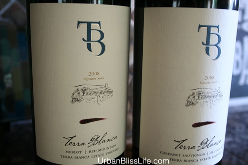 Best Washington wines - Terra Blanca