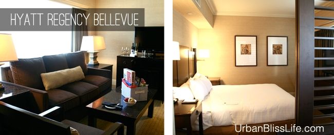 [Travel Bliss] Family Travel to Washington: Hyatt Regency Bellevue Review