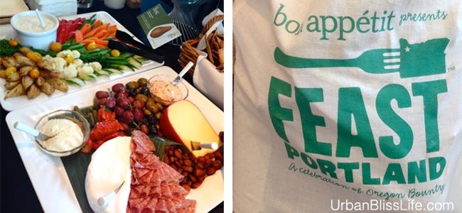 Feast Portland 2013 - Hospitality Swag Bag