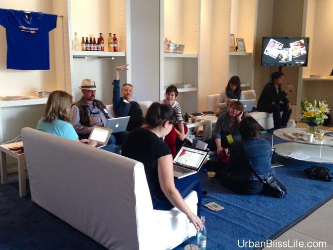 Feast Portland 2013 - Media Lounge