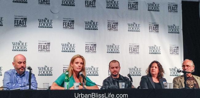 Feast Portland 2013 - Speaker Series GMO transparency