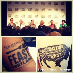 Feast Portland 2013 - Speaker Series Running a Food Business