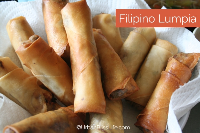 Filipino lumpia recipe how to make filipino egg rolls forumfinder Images