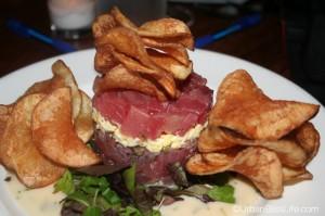 Serratto - Portland, Oregon Restaurant Ahi Tuna Tartare