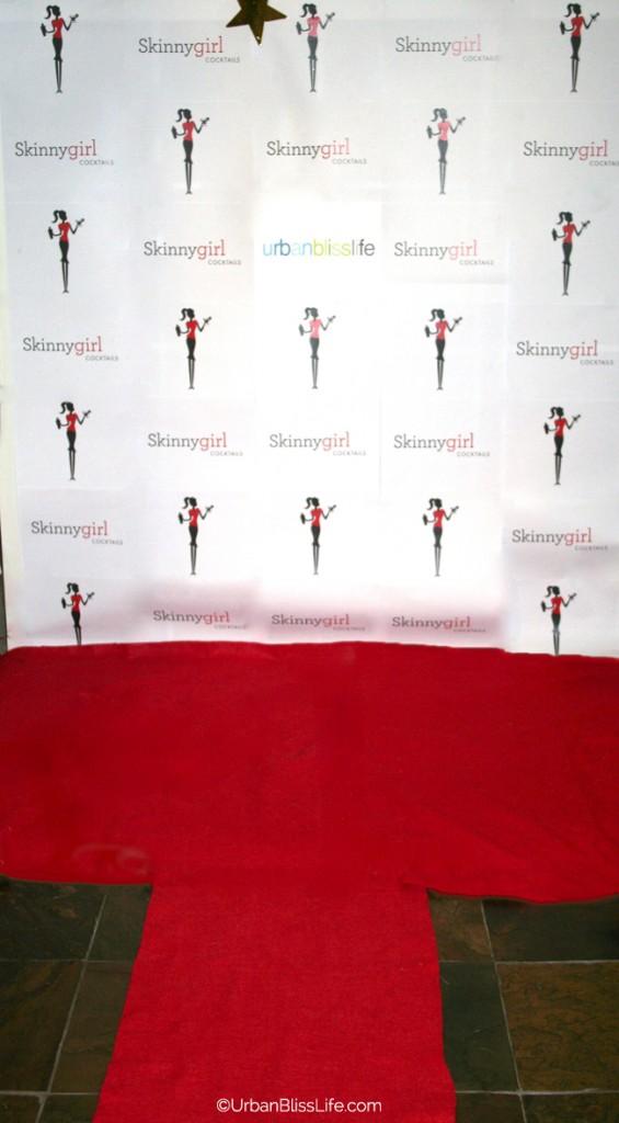 Golden Globes DIY Red Carpet