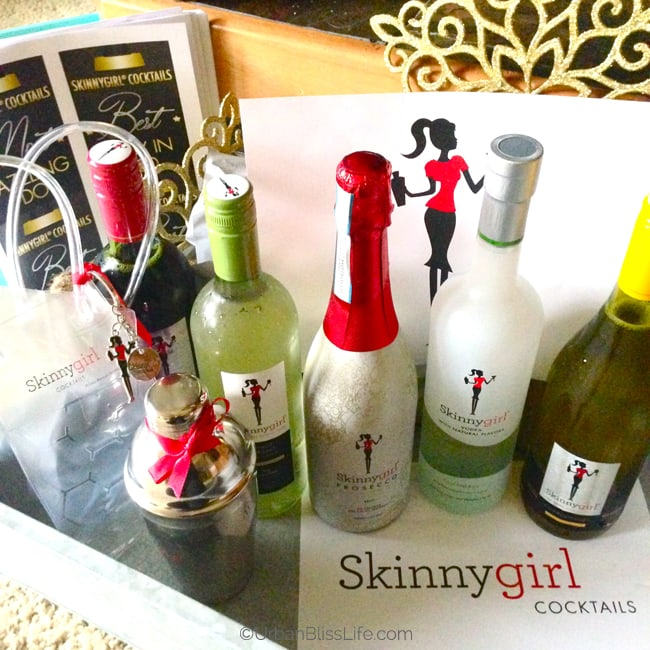 Golden Globes Skinnygirl Cocktails Party