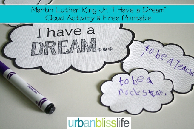 MLK Jr Day Cloud Activity