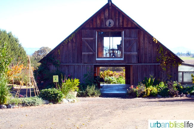 Barn at LynMar Estate Winery