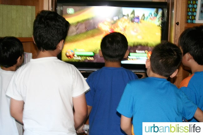 Skylanders Giants Boys Birthday Party Ideas by Urban Bliss Life