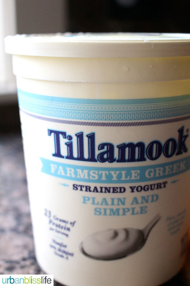 Tillamook Farmstyle Greek Yogurt