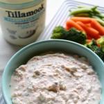 Tillamook Farmstyle Greek Yogurt Veggie Dip Recipe