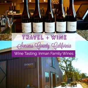 Inman Family Wines, Sonoma, California