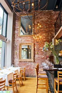 Mucca Osteria restaurant in Portland, Oregon