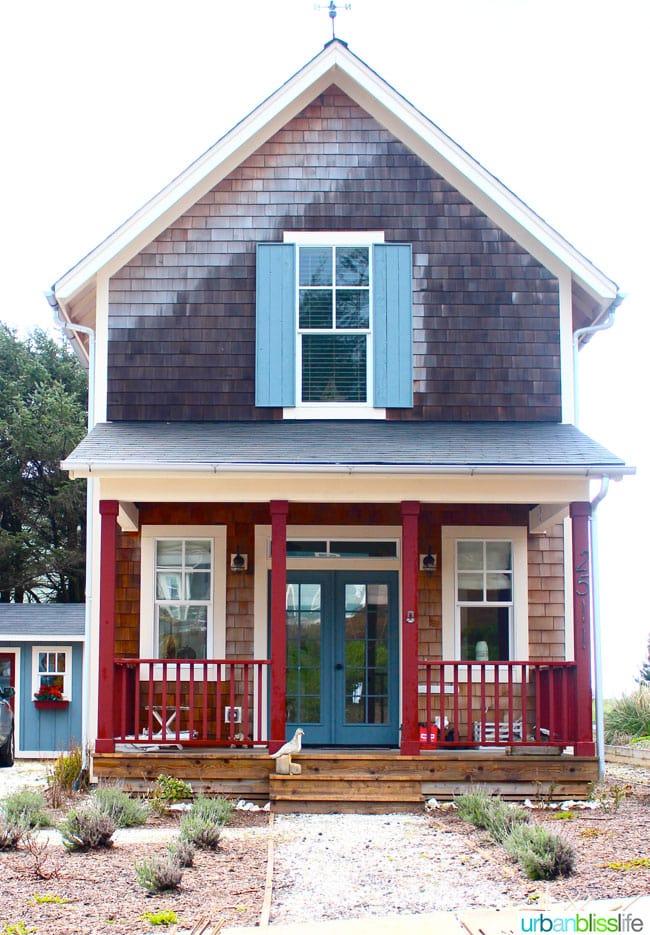 Olivia Beach house