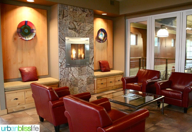 Hawks View Cellars Tasting Room