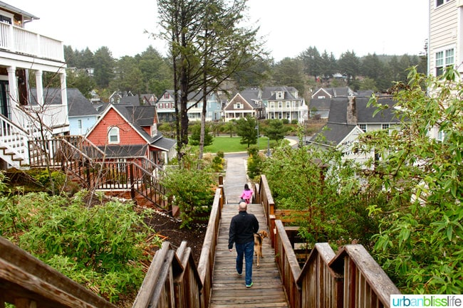 Travel Bliss Lincoln City Oregon Olivia Beach Cottages