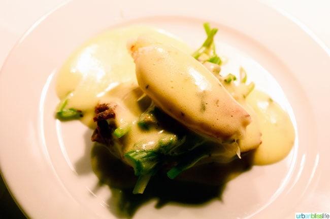 Ringside Steakhouse Crab FiletMignon