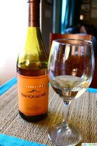 Cooking with Snoqualmie Wines