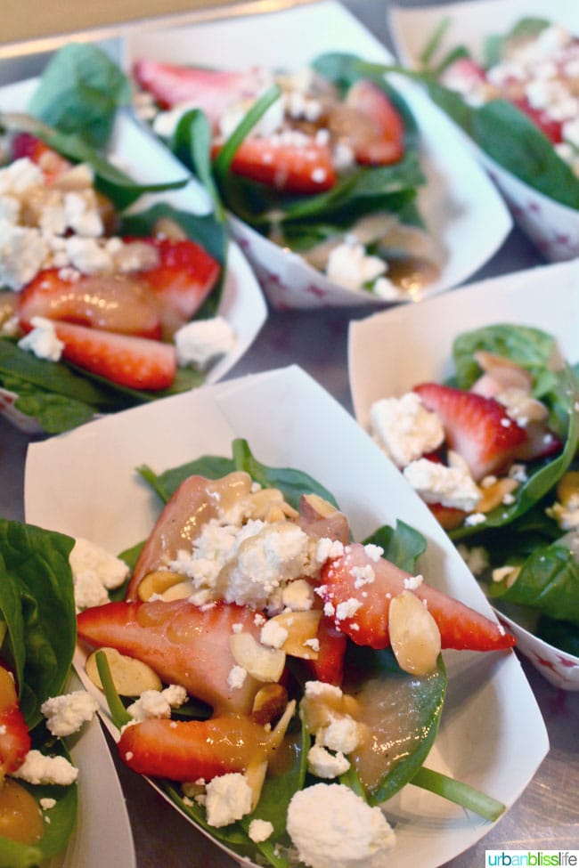 Pacific Pie Strawberry Salad