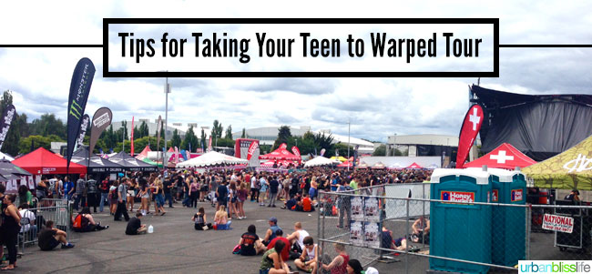 Warped Tour Clothing Vendors