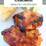ginger grilled chicken with cider