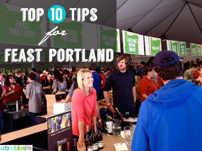 Top 10 Tips for Feast Portland Newbies