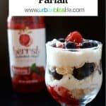 Berry Meringue Parfait