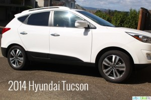 Hyundai Tucson car review