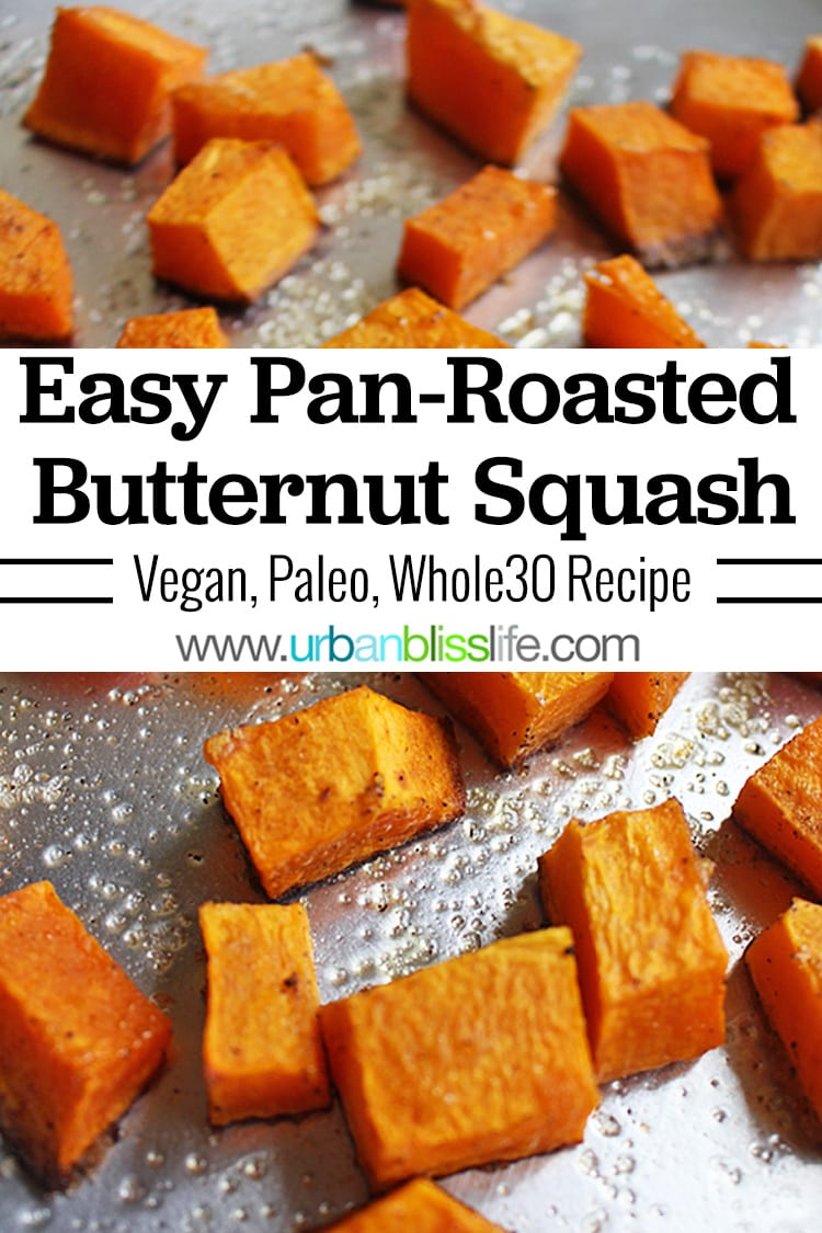 main image for easy roasted butternut squash recipe