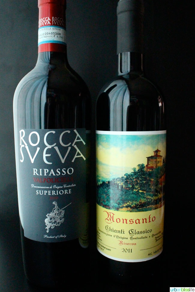Holiday Wine Rocca Sveva