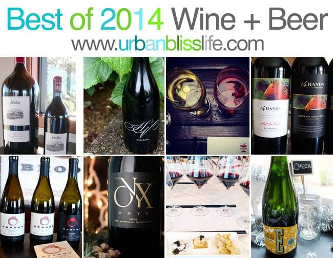Best of 2014 Wine + Beer