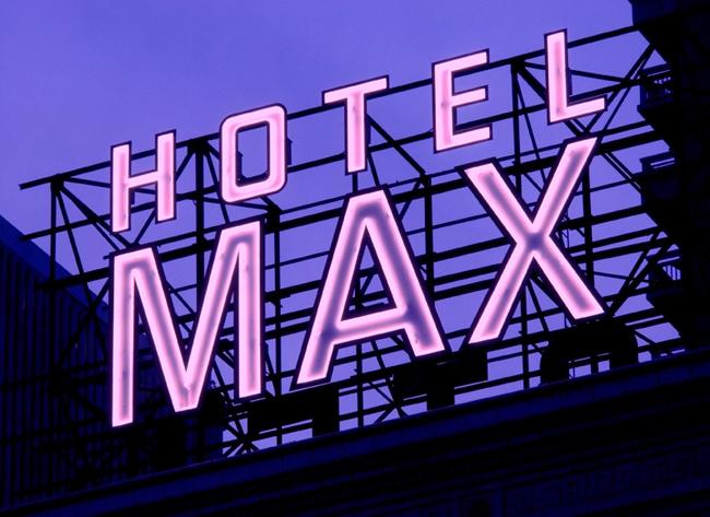 Hotel Max Seattle, WA