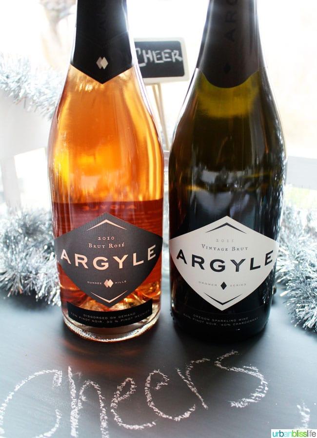 Argyle Brut - New Year's Eve Wines | UrbanBlissLife.com