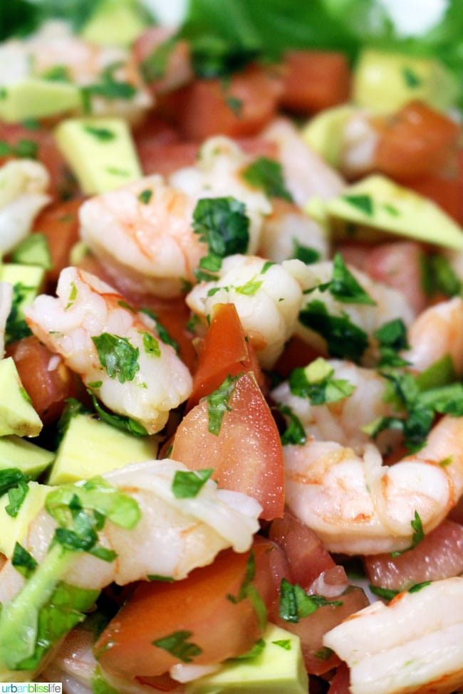 Grocery Outlet Gift Card Giveaway + Ceviche-Style Tequila Shrimp