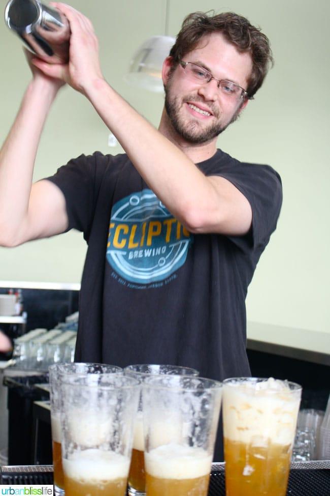 Ecliptic Brewing, Portland, Oregon | UrbanBlissLife.com