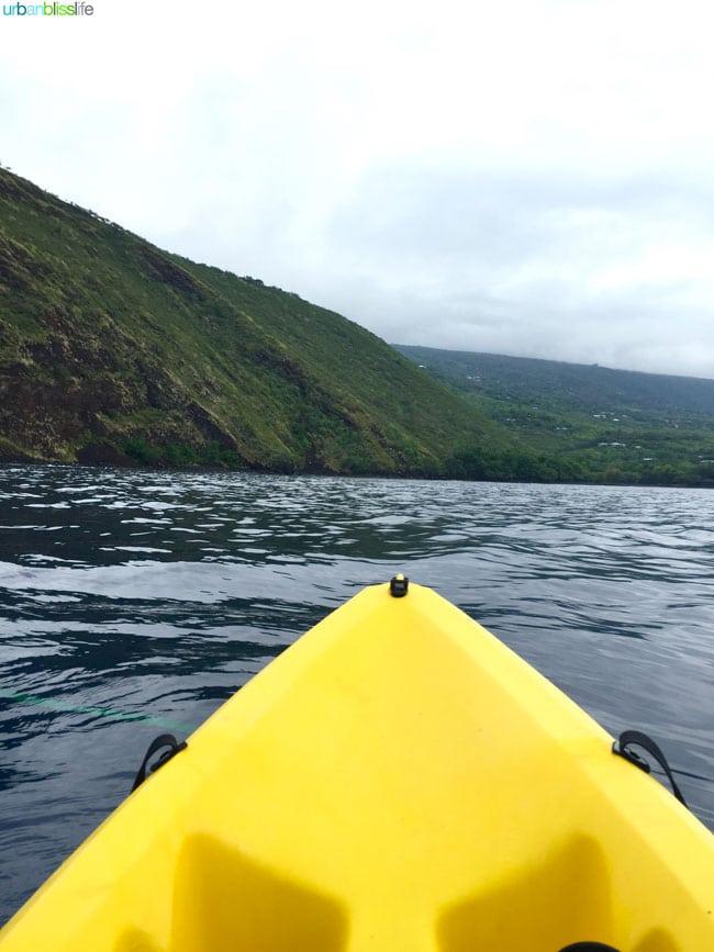 Kona Hawaii Adventures on UrbanBlissLife.com