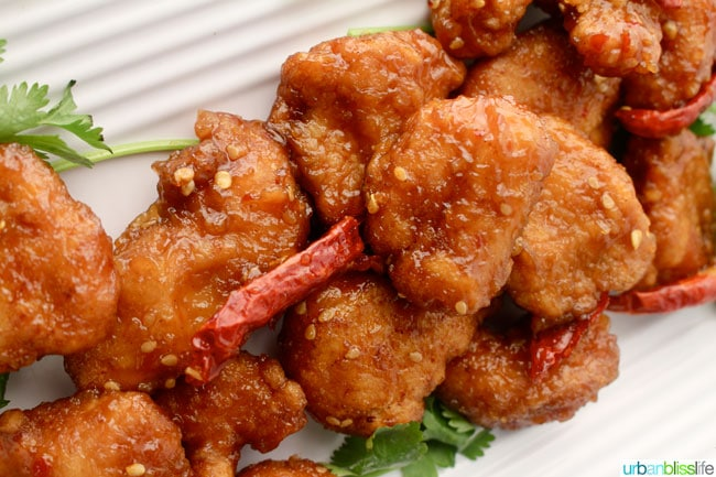 Tyson General Tso's Boneless Chicken Wings