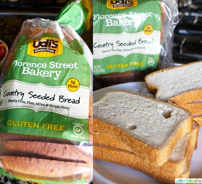 Udi's Gluten-Free Bread
