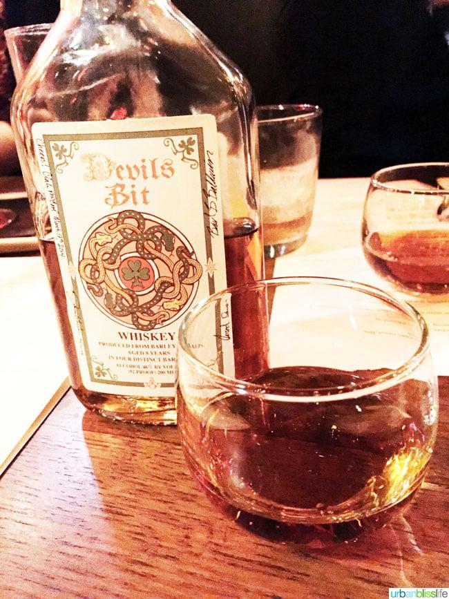 McMenamins Zeus Cafe whiskey