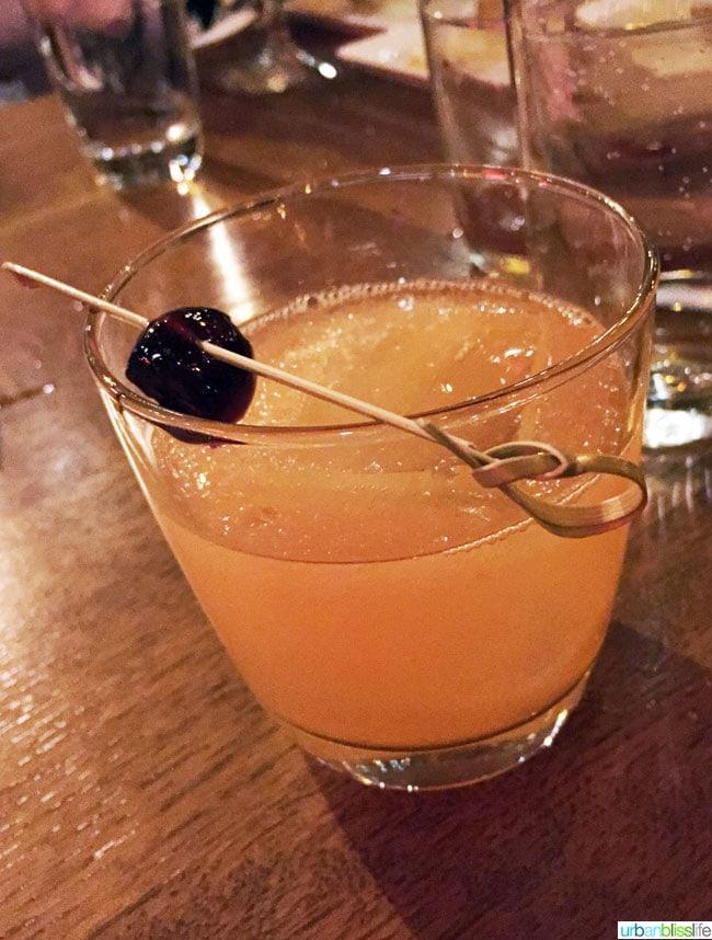 Zeus Cafe Smash Cocktail